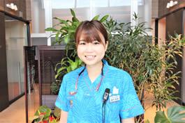歯科衛生士 細内愛美