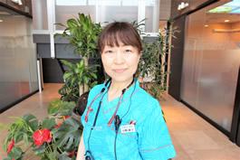歯科衛生士小野順子