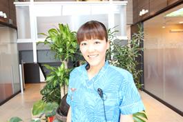 歯科助手 山崎 留里子
