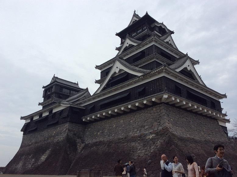 11.22-5(国内最後の内戦、西南戦争で西郷隆盛率いる薩摩軍の猛攻に耐え落城しなかった名城、熊本城)
